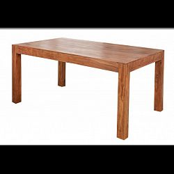 indickynabytok.sk - Jedálenský stôl Gani 140x90 indický masív palisander, Only stain