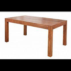 indickynabytok.sk - Jedálenský stôl Gani 140x90 indický masív palisander, Svetlomedová