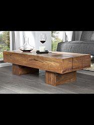 indickynabytok.sk - Konferenčný stolík Gani 118x35x45 indický masív palisander/sheesham, Only stain