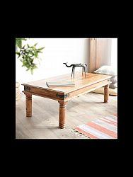 indickynabytok.sk - Konferenčný stolík Jali 110x40x60 indický masív palisander, Only stain