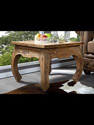 indickynabytok.sk - Konferenčný stolík Kali 60x40x60 indický masív palisander, Only stain