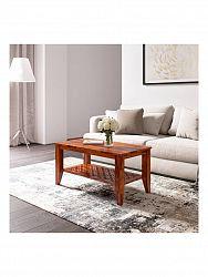 indickynabytok.sk - Konferenčný stolík Mira 90x45x60 z indický masív palisander/sheesham, Only stain