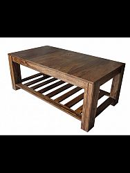 indickynabytok.sk - Konferenčný stolík Rami 90x45x60 indický masív palisander/sheesham, Only stain