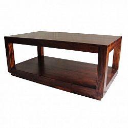 indickynabytok.sk - Konferenčný stolík Tara 90x45x60 indický masív palisander, Only stain