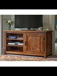 indickynabytok.sk - TV stolík Rami 110x60x50 indický masív palisander, Only stain