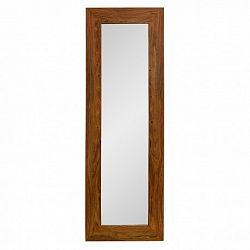 indickynabytok.sk - Zrkadlo Gani 60x170x2,5 indický masív palisander, Natural