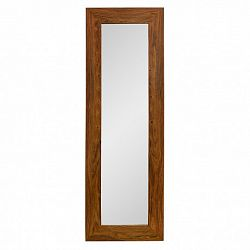 indickynabytok.sk - Zrkadlo Gani 60x170x2,5 indický masív palisander, Svetlomedová
