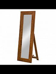 indickynabytok.sk - Zrkadlo Rami 60x170x2,5 indický masív palisander, Only stain