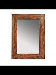 indickynabytok.sk - Zrkadlo Rami 90x120x2,5 indický masív palisander, Only stain