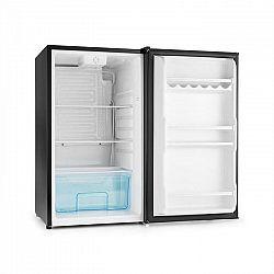 Klarstein Springfield, chladnička, 112 litrov, 60 W, A+, čierna