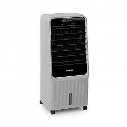 Klarstein Townhouse, ventilátor, chladič vzduchu, 7 l, 110 W, diaľkový ovládač, chladiaca sada, svetlosivý