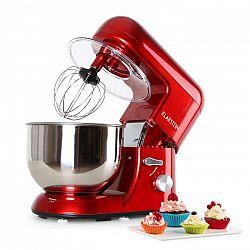 Klarstein Bella Rossa, červený, kuchynský robot, 1200 W, 1,6 PS, 5 litrov
