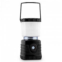 Yukatana Yaries, čierna, kempingová LED lucerna, rohová, 600 lumenov